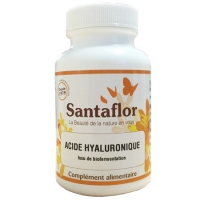 Acide hyaluronique 60 gélules Santaflor