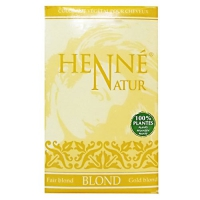 Coloration Henné Blond Hennedrog