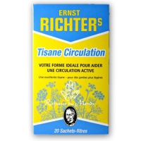 Tisane Richter's - Circulation Richter