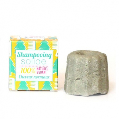 Shampooing solide cheveux normaux au pin sylvestre Lamazuna